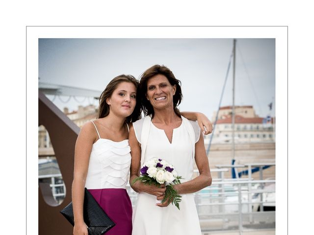 Le mariage de Frédéric et Nicole à Marseille, Bouches-du-Rhône 145