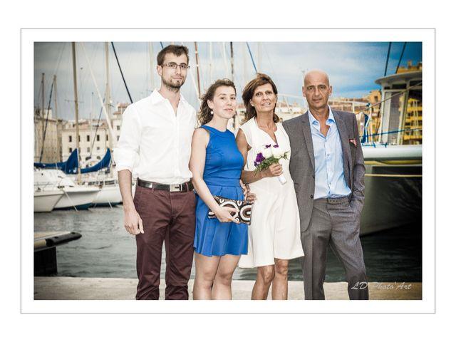 Le mariage de Frédéric et Nicole à Marseille, Bouches-du-Rhône 160