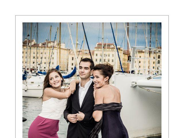 Le mariage de Frédéric et Nicole à Marseille, Bouches-du-Rhône 161