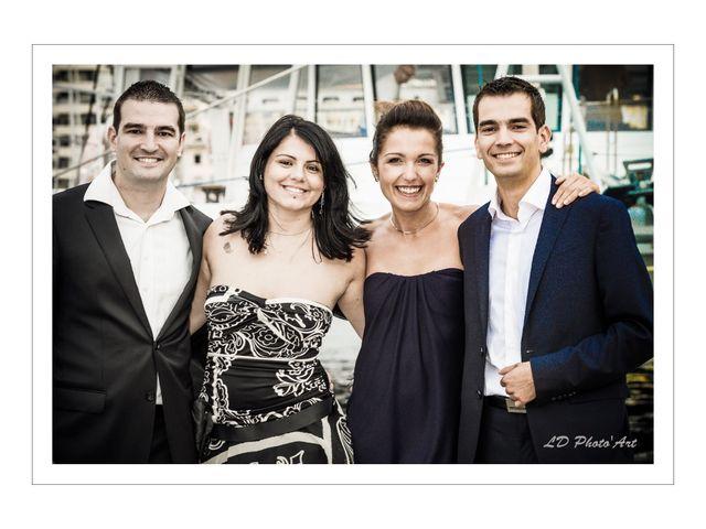 Le mariage de Frédéric et Nicole à Marseille, Bouches-du-Rhône 165