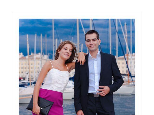 Le mariage de Frédéric et Nicole à Marseille, Bouches-du-Rhône 174
