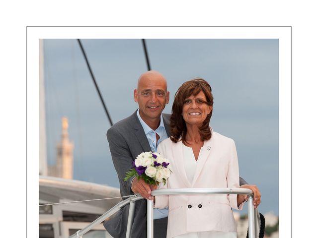Le mariage de Frédéric et Nicole à Marseille, Bouches-du-Rhône 201