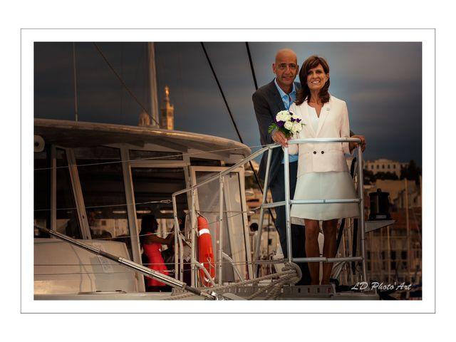 Le mariage de Frédéric et Nicole à Marseille, Bouches-du-Rhône 203