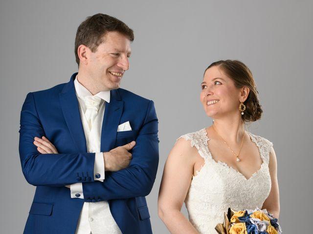 Le mariage de Nicolas et Anne-Sophie à Conflans-Sainte-Honorine, Yvelines 20