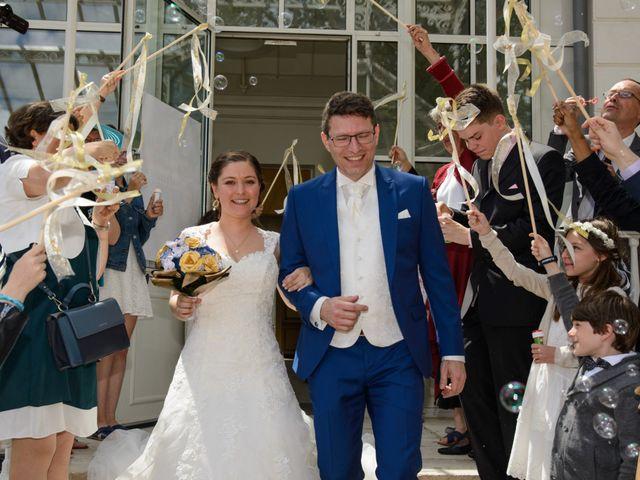 Le mariage de Nicolas et Anne-Sophie à Conflans-Sainte-Honorine, Yvelines 26