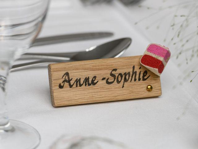 Le mariage de Nicolas et Anne-Sophie à Conflans-Sainte-Honorine, Yvelines 74