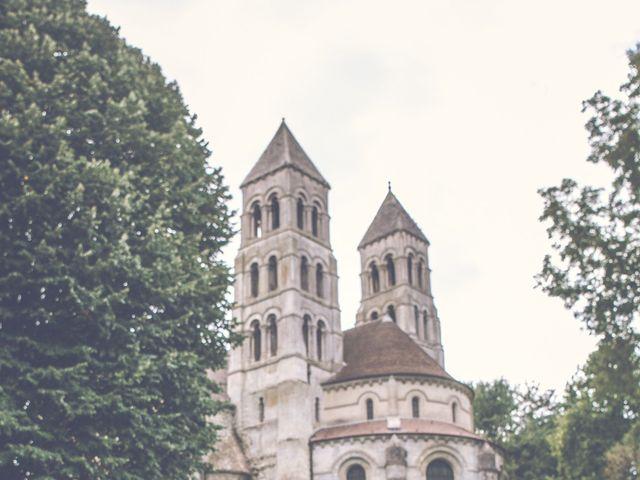 Le mariage de Jonathan et Marion à Morienval, Oise 19
