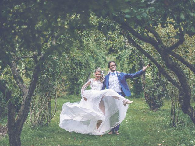 Le mariage de Jonathan et Marion à Morienval, Oise 34
