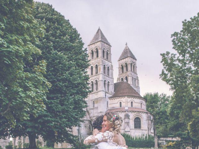 Le mariage de Jonathan et Marion à Morienval, Oise 36