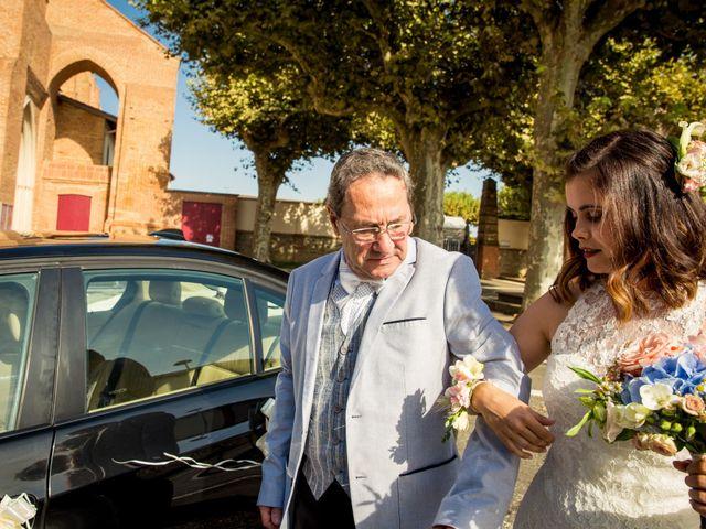 Le mariage de Anthony et Jessica à Saint-Jory, Haute-Garonne 15