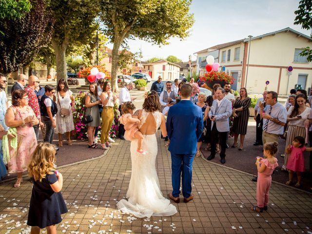 Le mariage de Anthony et Jessica à Saint-Jory, Haute-Garonne 19