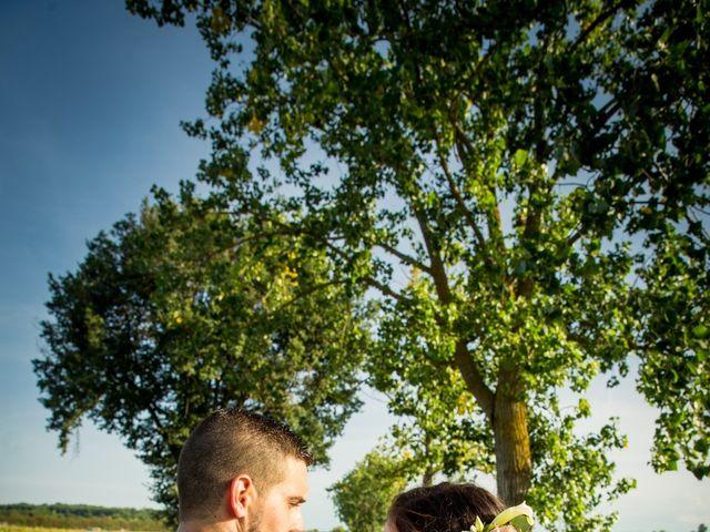 Le mariage de Anthony et Jessica à Saint-Jory, Haute-Garonne 33
