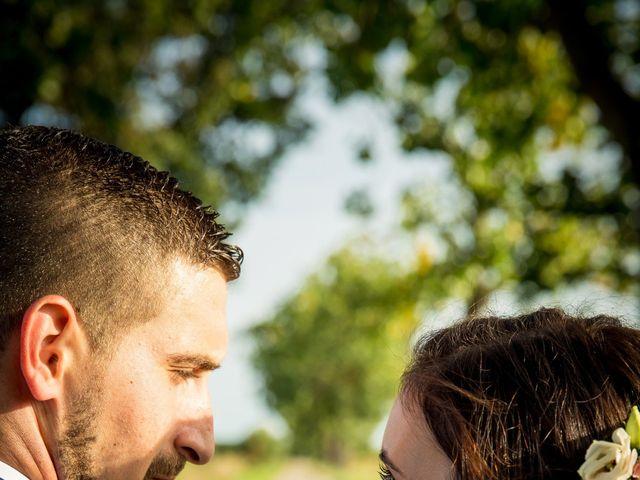 Le mariage de Anthony et Jessica à Saint-Jory, Haute-Garonne 34