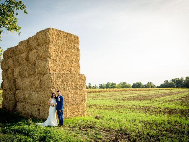 Le mariage de Jessica et Anthony