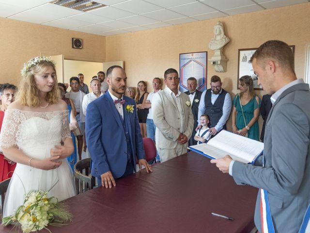 Le mariage de Gregoire et Emilie à Brégnier-Cordon, Ain 6