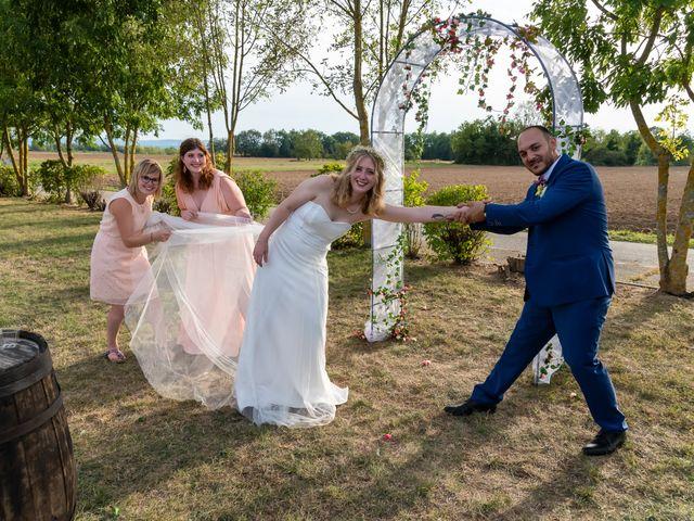 Le mariage de Gregoire et Emilie à Brégnier-Cordon, Ain 13