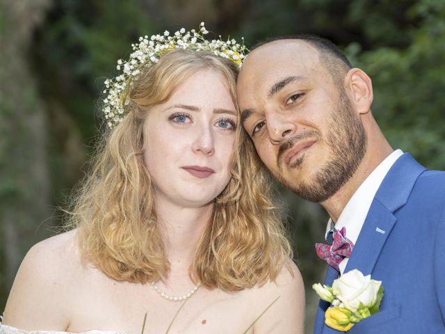 Le mariage de Gregoire et Emilie à Brégnier-Cordon, Ain 14