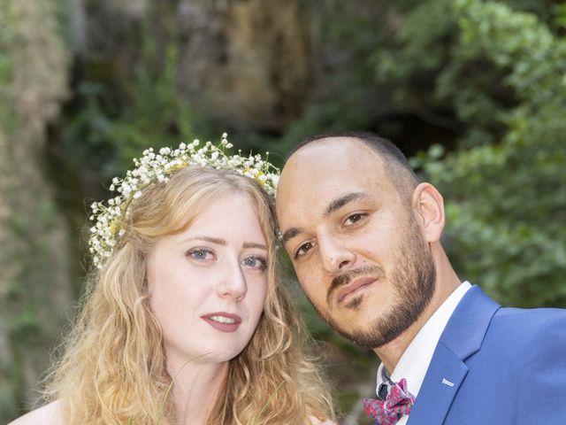Le mariage de Gregoire et Emilie à Brégnier-Cordon, Ain 16
