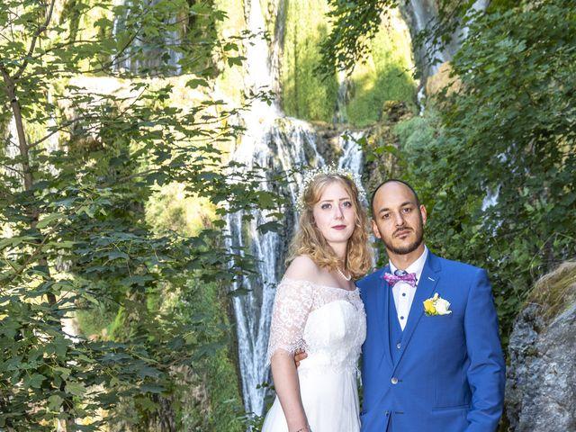 Le mariage de Gregoire et Emilie à Brégnier-Cordon, Ain 17