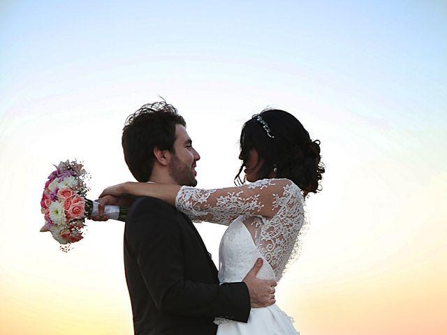 Le mariage de Brahim et Fawzia à Cannes, Alpes-Maritimes 3
