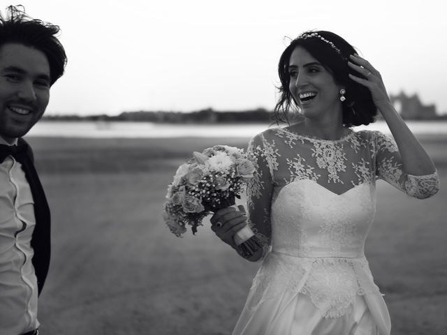 Le mariage de Brahim et Fawzia à Cannes, Alpes-Maritimes 2
