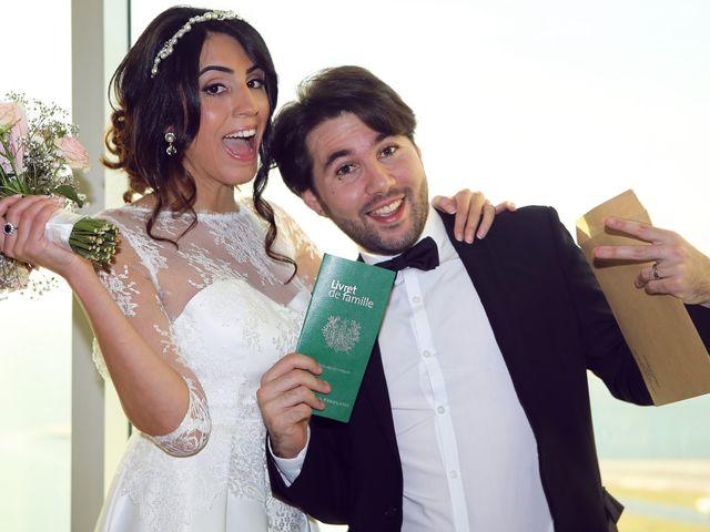Le mariage de Brahim et Fawzia à Cannes, Alpes-Maritimes 5