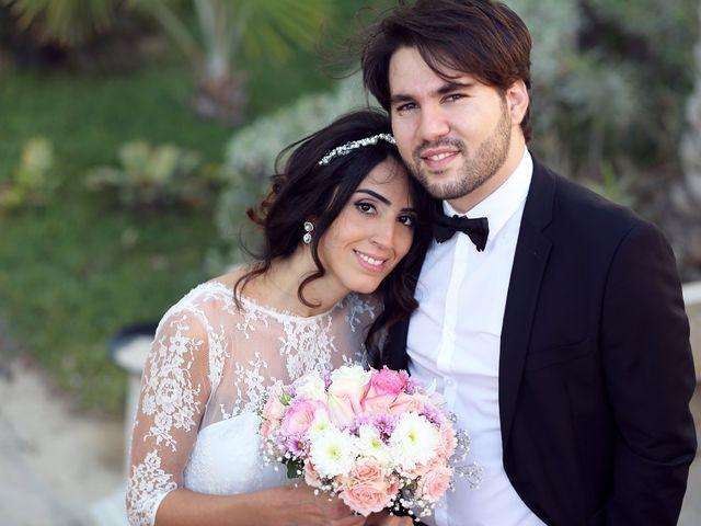 Le mariage de Brahim et Fawzia à Cannes, Alpes-Maritimes 8