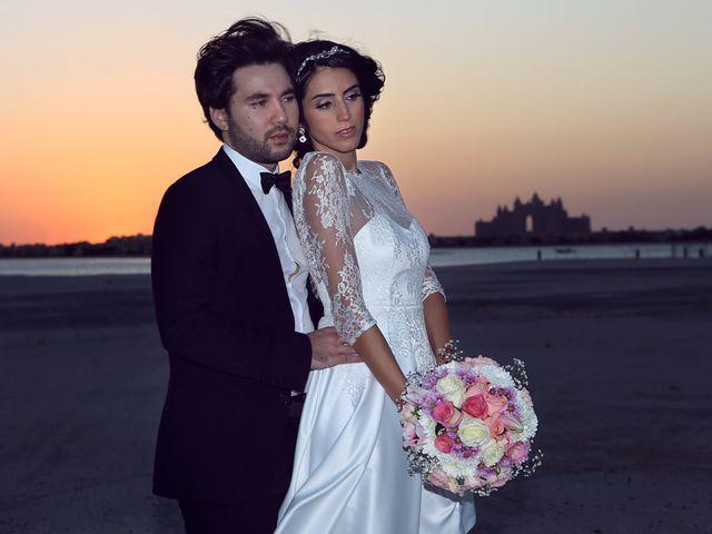 Le mariage de Brahim et Fawzia à Cannes, Alpes-Maritimes 9