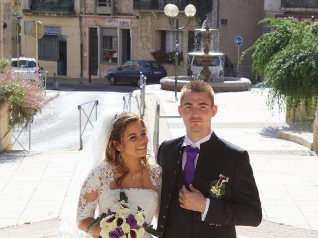 Le mariage de Jérémie et Audrey à Montagnac, Hérault 5