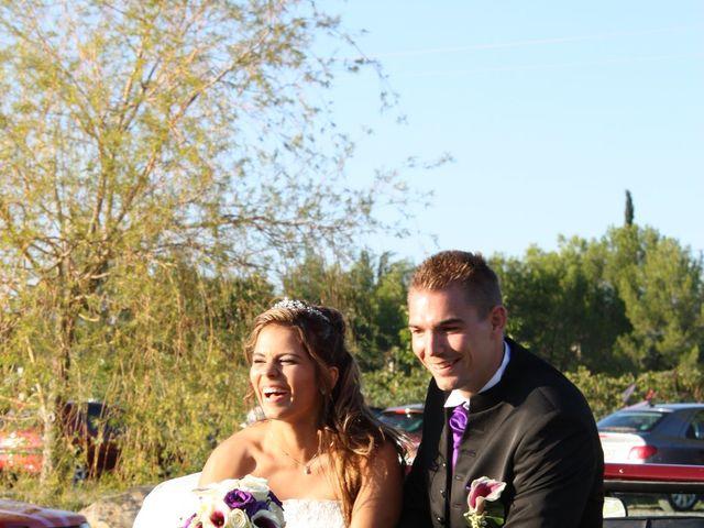 Le mariage de Jérémie et Audrey à Montagnac, Hérault 7