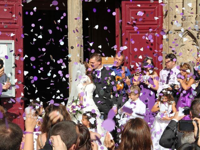 Le mariage de Jérémie et Audrey à Montagnac, Hérault 8