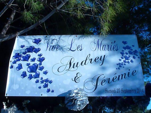 Le mariage de Jérémie et Audrey à Montagnac, Hérault 16