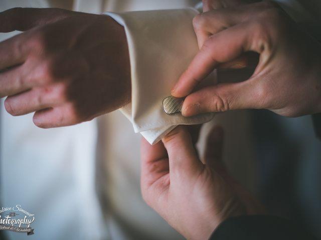 Le mariage de Mathias et Lucie à Saint-Leu-d'Esserent, Oise 1