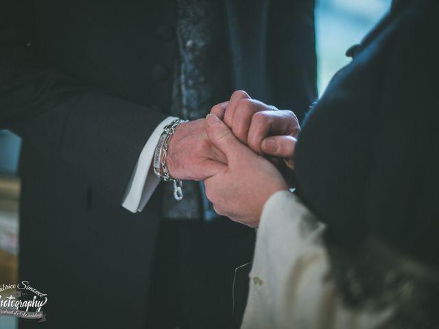 Le mariage de Mathias et Lucie à Saint-Leu-d'Esserent, Oise 2
