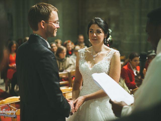 Le mariage de Mathias et Lucie à Saint-Leu-d'Esserent, Oise 14