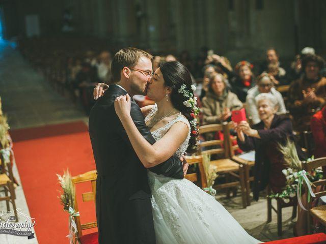 Le mariage de Mathias et Lucie à Saint-Leu-d'Esserent, Oise 15