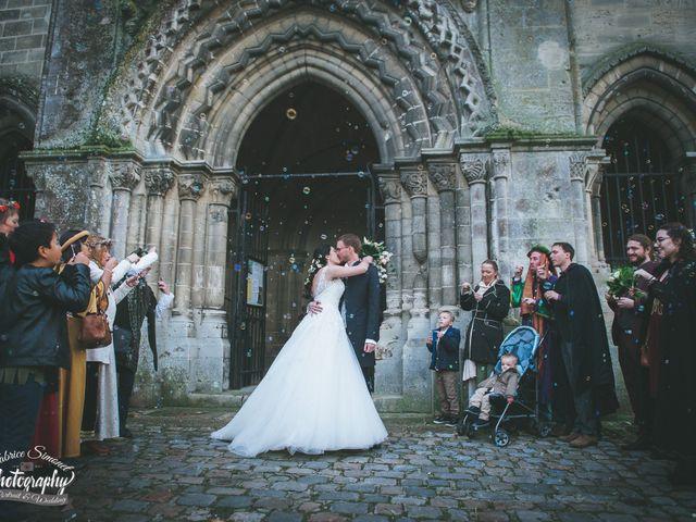 Le mariage de Mathias et Lucie à Saint-Leu-d'Esserent, Oise 16