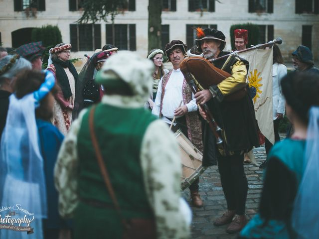 Le mariage de Mathias et Lucie à Saint-Leu-d'Esserent, Oise 19