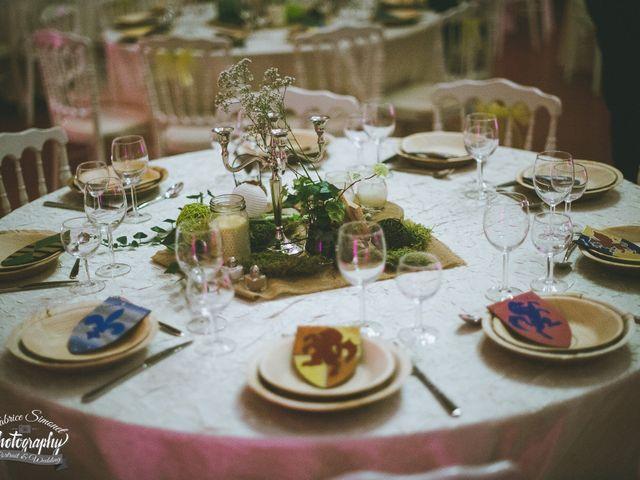 Le mariage de Mathias et Lucie à Saint-Leu-d'Esserent, Oise 20