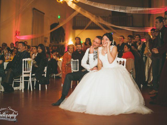 Le mariage de Lucie et Mathias