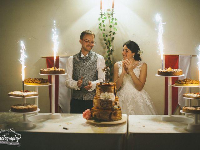 Le mariage de Mathias et Lucie à Saint-Leu-d'Esserent, Oise 27