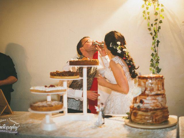 Le mariage de Mathias et Lucie à Saint-Leu-d'Esserent, Oise 28