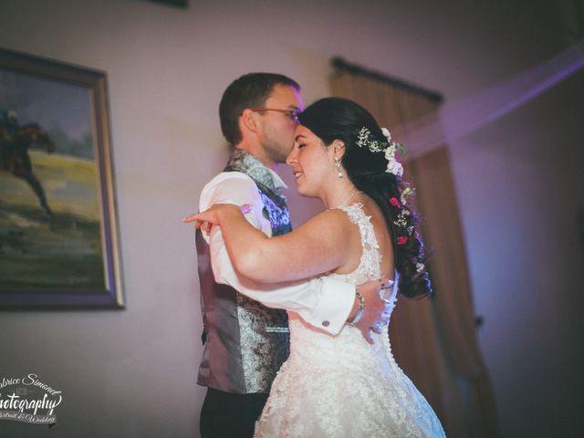 Le mariage de Mathias et Lucie à Saint-Leu-d'Esserent, Oise 30