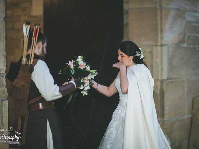 Le mariage de Mathias et Lucie à Saint-Leu-d'Esserent, Oise 33