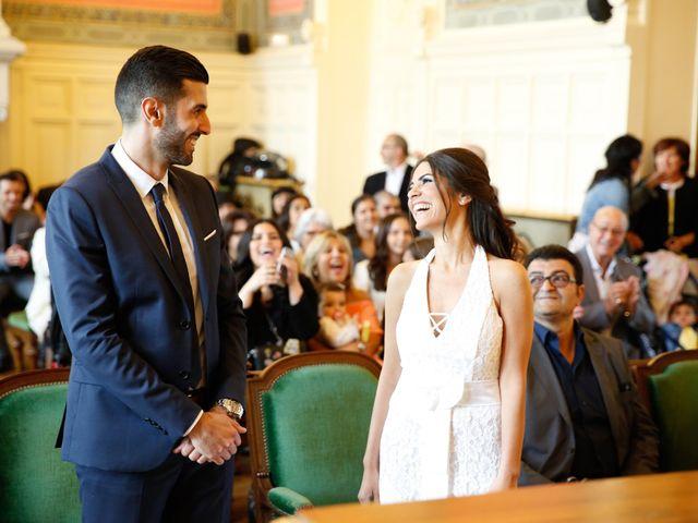Le mariage de Jeremy et Elodie à Le Coudray-Montceaux, Essonne 1