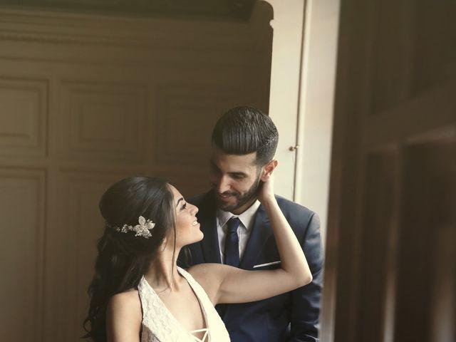 Le mariage de Jeremy et Elodie à Le Coudray-Montceaux, Essonne 4