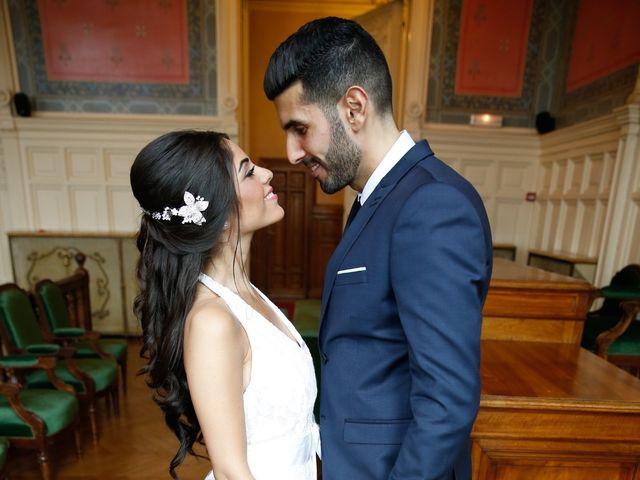 Le mariage de Jeremy et Elodie à Le Coudray-Montceaux, Essonne 5