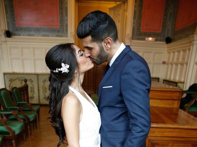 Le mariage de Jeremy et Elodie à Le Coudray-Montceaux, Essonne 6