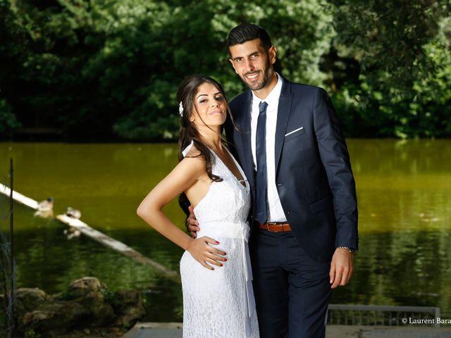 Le mariage de Jeremy et Elodie à Le Coudray-Montceaux, Essonne 10