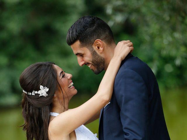 Le mariage de Jeremy et Elodie à Le Coudray-Montceaux, Essonne 11